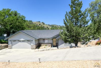 Tehachapi Single Family Home For Sale: 18721 Wingfoot Place