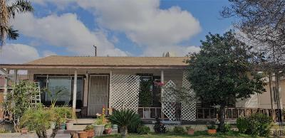 Bakersfield Single Family Home For Sale: 2626 Trust Avenue