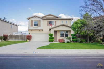 Bakersfield Single Family Home For Sale: 3416 Villa Cassia Street