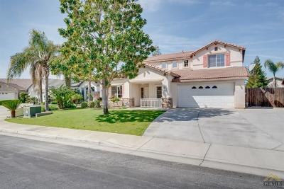 Bakersfield Single Family Home For Sale: 215 Irish Crystal Court