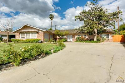 Bakersfield Single Family Home For Sale: 5279 Montecito Drive