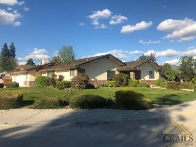 Bakersfield Single Family Home For Sale: 7616 McDuff Way