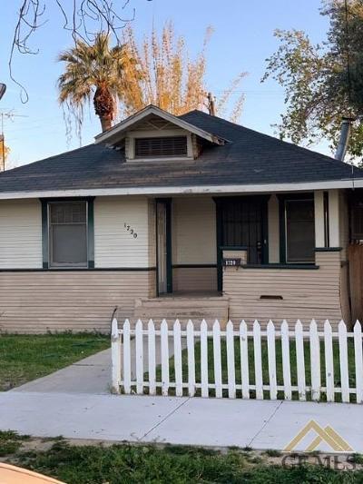 Single Family Home For Sale: 1720 Maple Avenue