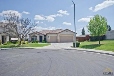 Bakersfield Single Family Home For Sale: 3200 Cosmic Drive