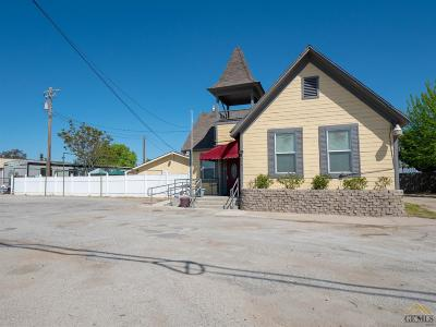 Bakersfield Single Family Home For Sale: 4620 Taft Highway