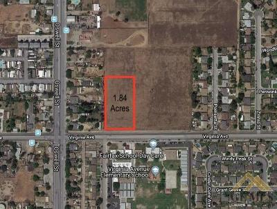 Bakersfield Residential Lots & Land For Sale: 3300 Virginia Avenue