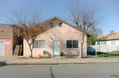 Wasco Multi Family Home For Sale: 1051 F Street