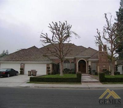 Bakersfield Single Family Home For Sale: 9108 Serrant Court