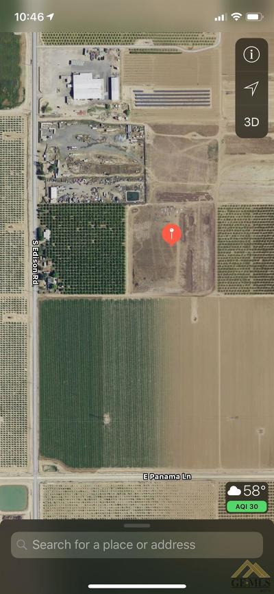 Bakersfield Residential Lots & Land For Sale: Edison Rd