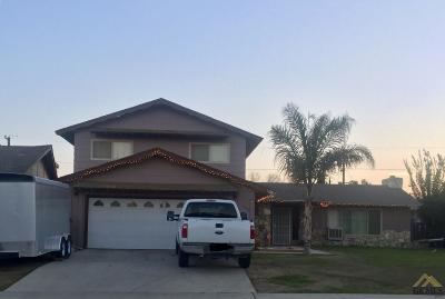 Wasco Single Family Home For Sale: 2417 9th Street