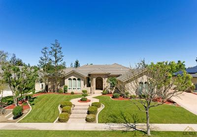 Bakersfield Single Family Home For Sale: 12400 Trinity River Drive