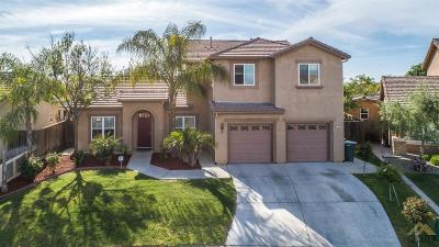 Delano CA Single Family Home For Sale: $349,000