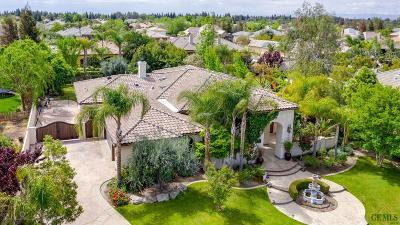 Bakersfield Single Family Home For Sale: 15647 Clos Du Val Avenue