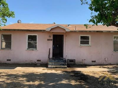 Arvin Single Family Home For Sale: 1281 Mark Street