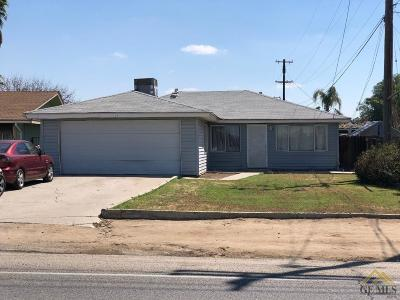Bakersfield Single Family Home For Sale: 593 Morning Drive