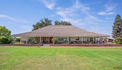Bakersfield Single Family Home For Sale: 14500 Maricopa Highway