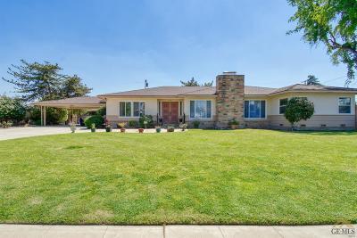 Bakersfield Single Family Home For Sale: 1921 Bradford Street