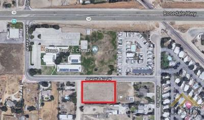 Bakersfield Residential Lots & Land For Sale: W Jewetta Avenue