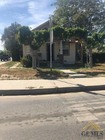 Wasco Single Family Home For Sale: 841 Broadway St Street