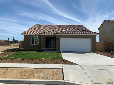 Wasco Single Family Home For Sale: 2309 Persimmon