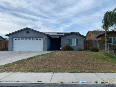 Bakersfield Single Family Home For Sale: 8416 Rosewood Avenue