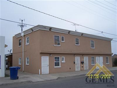 Multi Family Home For Sale: 1719 Inyo Street