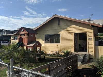 Multi Family Home For Sale: 1124 Pacific Street