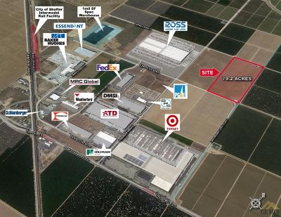 Shafter Residential Lots & Land For Sale: Express Way