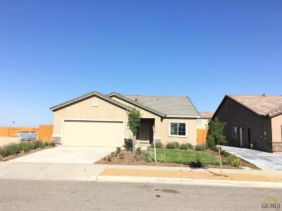 Wasco Single Family Home For Sale: 2321 Persimmon Court