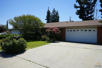 Bakersfield Single Family Home For Sale: 3721 Marjal Avenue