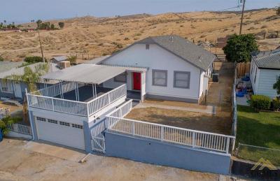 Taft Single Family Home For Sale: 529 F Street