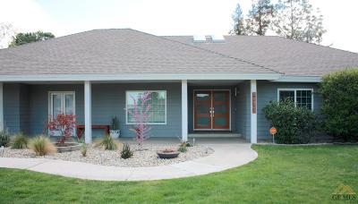 Bakersfield Single Family Home For Sale: 16301 Barton Lane