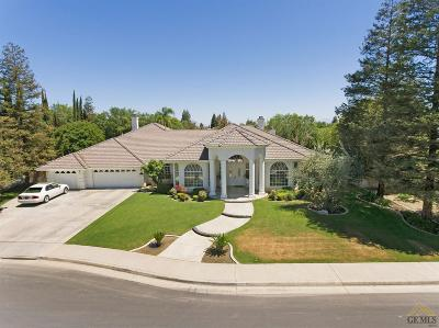 Bakersfield Single Family Home For Sale: 1408 Ironstone Drive