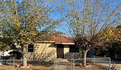 Taft Single Family Home For Sale: 704 Taylor Street