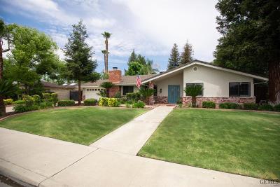Single Family Home For Sale: 6604 Kearsarge Way
