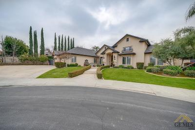 Bakersfield CA Single Family Home For Sale: $829,888