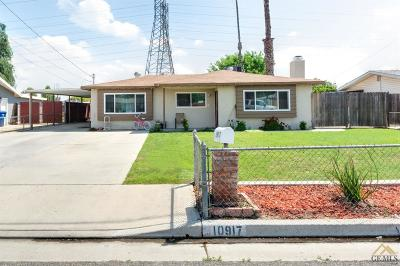 Bakersfield Single Family Home For Sale: 10917 Baron Avenue