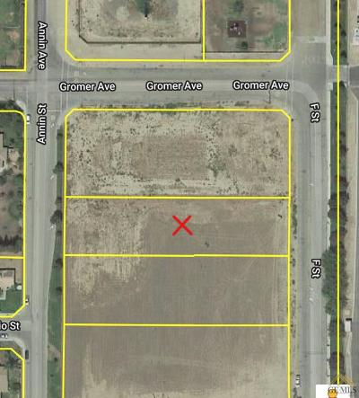 Wasco Residential Lots & Land For Sale: N F Street