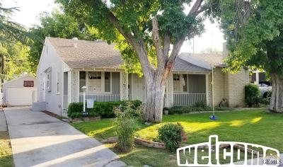 Bakersfield Single Family Home For Sale: 2324 Quincy Drive