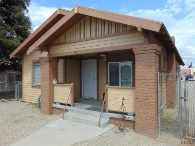 Single Family Home For Sale: 1018 Eye Street
