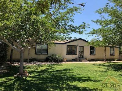 Taft Single Family Home For Sale: 28125 Carousel Avenue