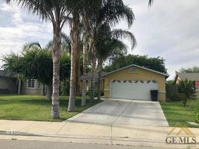 Wasco Single Family Home For Sale: 1530 Lupine Court