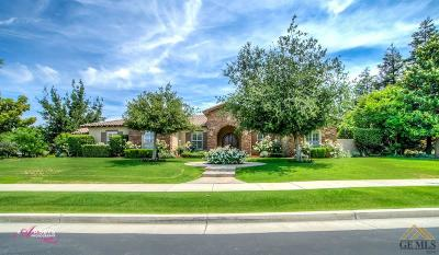 Bakersfield CA Single Family Home For Sale: $839,950