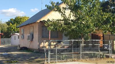 Mc Farland Single Family Home For Sale: 148 San Lucas Street