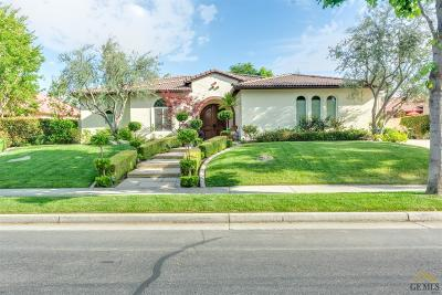 Bakersfield Single Family Home For Sale: 12509 Crown Crest Drive
