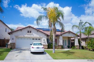 Bakersfield Single Family Home For Sale: 10912 Cypress Falls Avenue