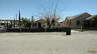 Taft Single Family Home For Sale: 712 Fillmore Street