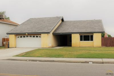 Bakersfield Single Family Home For Sale: 4101 Vaughn Way