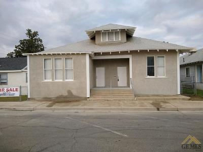 Bakersfield Multi Family Home For Sale: 604 Lake Street