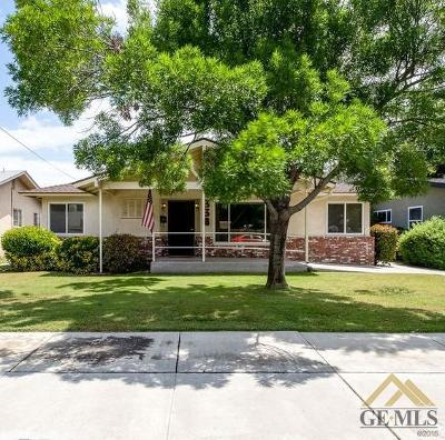 Bakersfield Multi Family Home For Sale: 338 Olive Street
